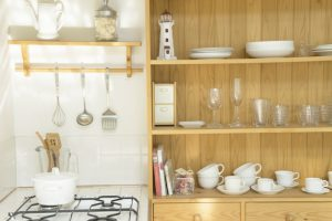キッチン収納の極意
