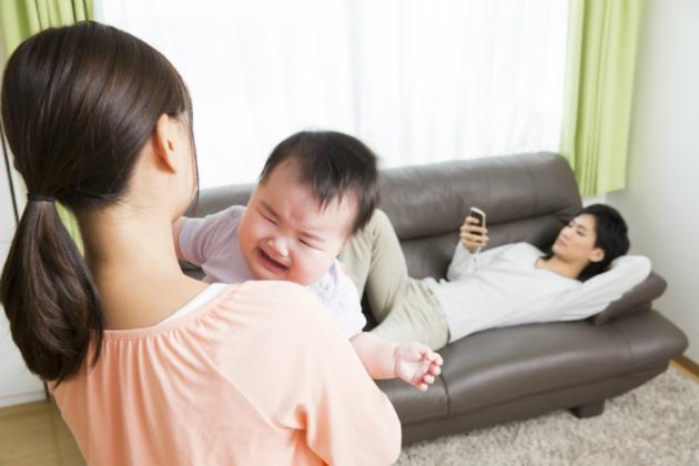 育児ノイローゼの原因