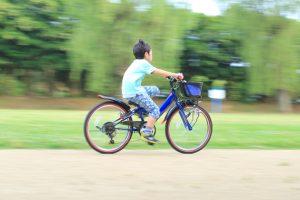 子供の自転車保険