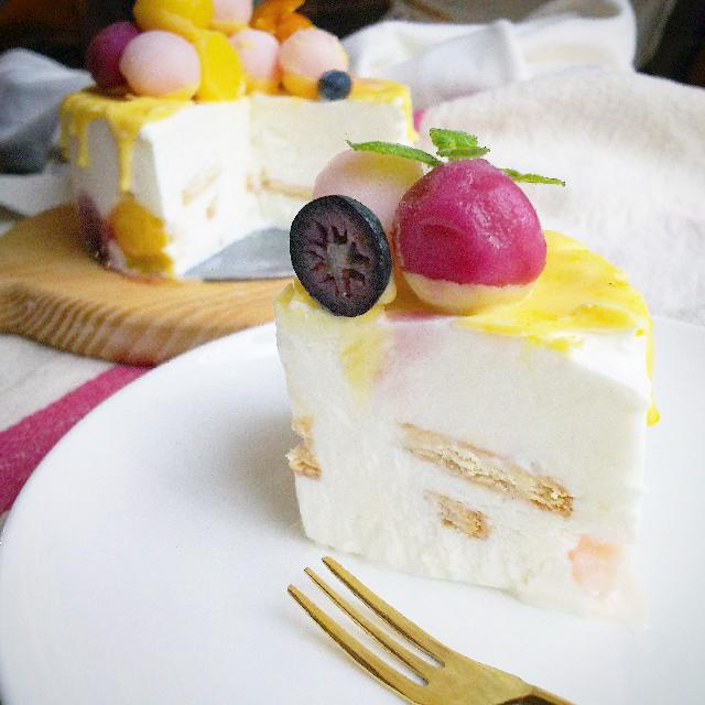 アイスケーキ 簡単
