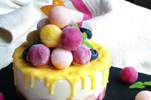 アイスケーキのレシピ