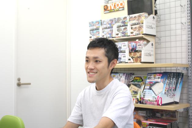 株式会社ライブエンタープライズ 飯塚 悠介さん