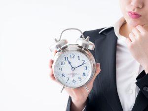 時短勤務のルール