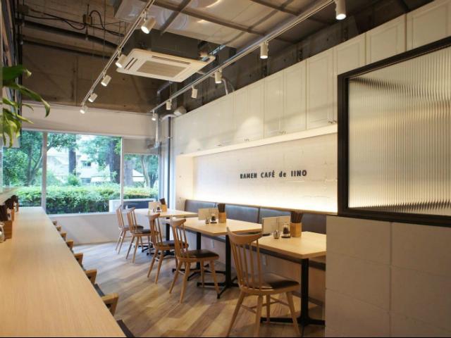 【未経験OK】カフェスタイルのおしゃれなラーメン店で働こう♪