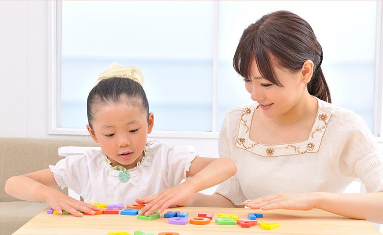 幼児教室で働く