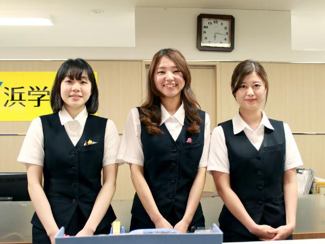 【ベビーシッター補助制度あり】女性に優しい職場の学校事務♪福利厚生充実(大阪市)