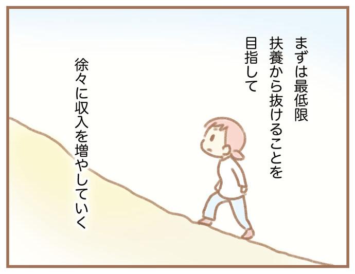 夫の扶養から抜け出したい~専業主婦の挑戦~12